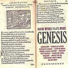 David Myers Plays More Genesis