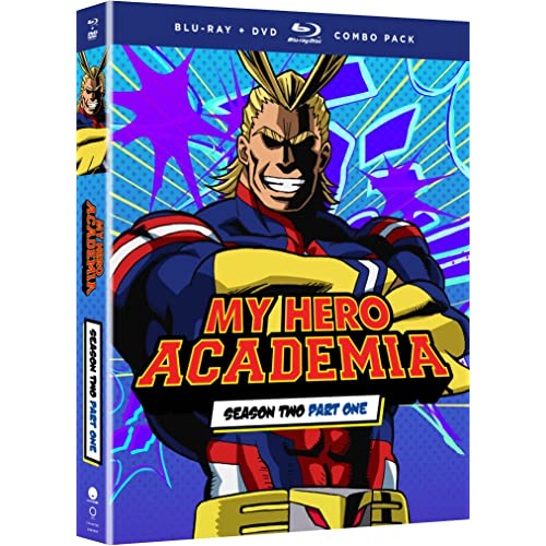 My Hero Academia: Season Two Part One