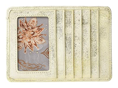 Hobo Euro Slide (Distressed Gold) Wallet