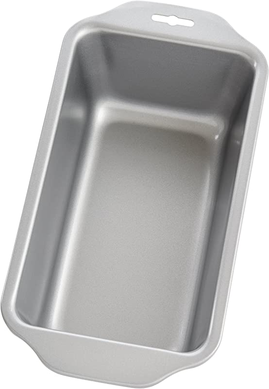 Mrs Anderson S Baking 43703 Loaf And Bread Pan Carbon Steel With Quick Release Non Stick Coating