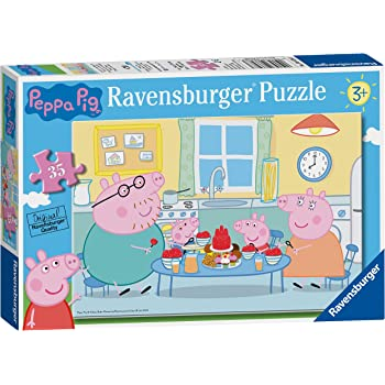 Ravensburger 8628 Wutz Peppa Pig Family Time Puzzle