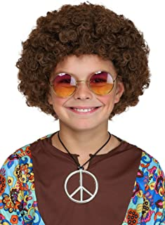Fun Costumes Child Afro Wig