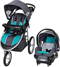 Best Baby Trend Pathway 35 Jogger Travel System, Optic Teal Review