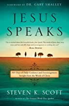 Jesus Speaks: 365 Days of Guidance and Encouragement, Straight from the Words of Christ
