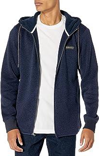 Quiksilver Men's Keller Zip Fleece Jacket