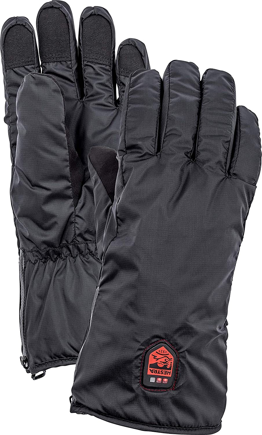 Hestra Heated Glove Liner - Rechargeable Electric Glove Liner for Winter, Skiing, and Snowboarding