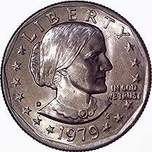 1979 D Susan B. Anthony Dollar $1 Brilliant Uncirculated