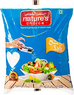 Natures Choice Iodized Salt, 1kg