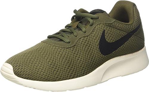 Nike Tanjun Se, Hausschuhe de Gimnasia para Hombre