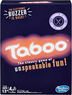 Best new year taboo game Reviews