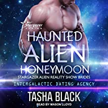 Haunted Alien Honeymoon: Stargazer Alien Reality Show Brides, Book 3