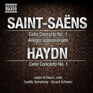 Saint-Saens: Cello Concerto No. 1 - Allegro appassionato - Haydn: Cello Concerto No. 1