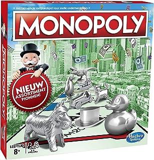 Hasbro Monopoly Classic Bordspel