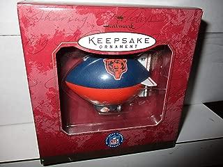 Vintage Hallmark Keepsake Ornament NFL Collection Chicago Bears QSR5322