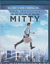 The Secret Life of Walter Mitty [Blu-Ray + DVD + Digital HD]