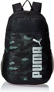 Puma Style Backpack Black Bag For Unisex, Size One Size