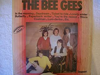 the bee gees LP