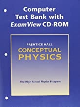 Conceptual Physics (Computer Test Bank with Exam View CD-ROM)