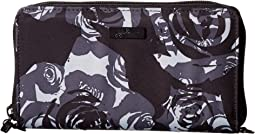 Ju-Ju-Be - Onyx Be Spendy Zip Around Clutch Wallet