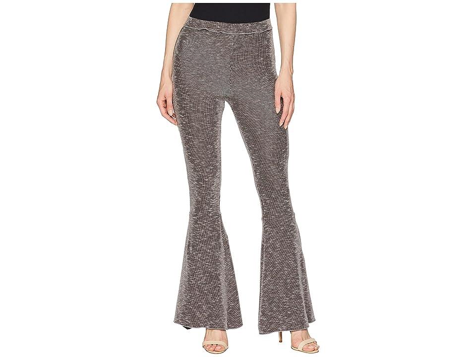 Lucy Love So Plush Superflare Pants (Harbor Blue) Women