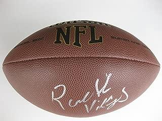 john randle autographed football