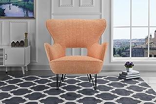 Amazon.com: Orange - Chairs / Living Room Furniture: Home ...