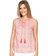 Tommy Bahama - Paisley Party Smocked Tank Top