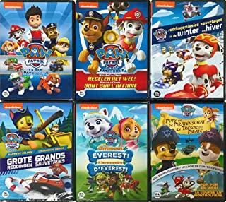 Paw Patrol - Collection 1 + 2 + 3 + 4 + 5 + 6 by Devan Cohen