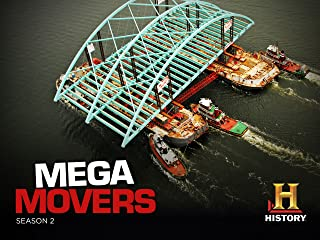 Mega Movers Season 2