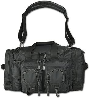 Lightning X Premium Tactical Law Enforcement Police Shift Duty Range Operations Patrol Bag w/Shoulder Strap - Black