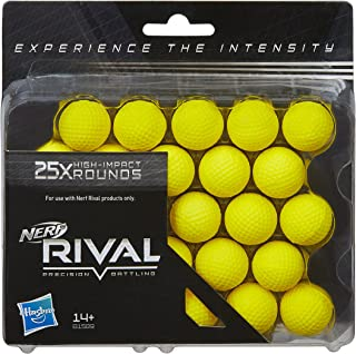 Nerf Round Rival Refill Pack - Pack of 25