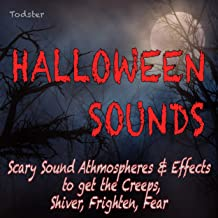 Horror Scene with High Strings: Screaming, High Violins - Horror Sound Psycho