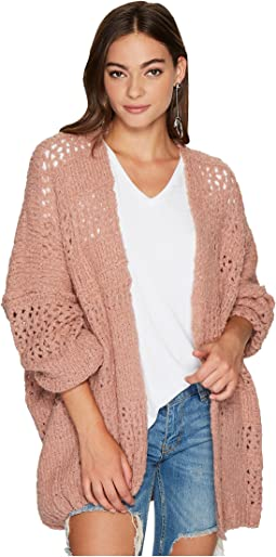 Free People - Saturday Morning Cardi