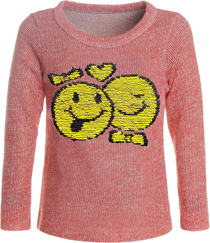 BEZLIT M/ädchen Pullover Wende-Pailletten Sweatshirt 21487