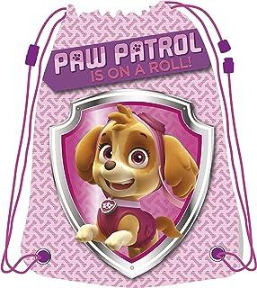 Patrulla Canina Saco-Mochila, Color Rosa