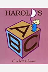 Harold's ABC (Purple Crayon Book) Kindle Edition