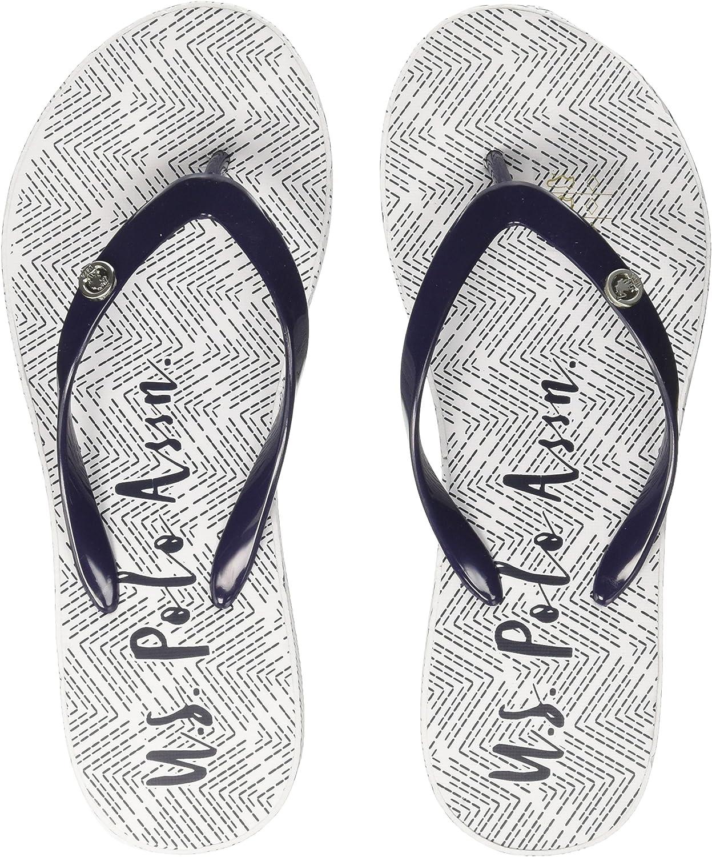 U.S.POLO 完全送料無料 ASSN. Women's Flop Sandals Flip 新作入荷