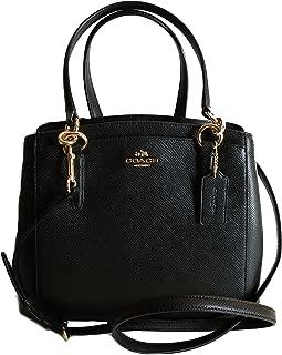 Coach Crossgrain Leather Minetta Bag