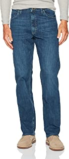 Wrangler Men's Authentics Relaxed Fit Jean-Flex