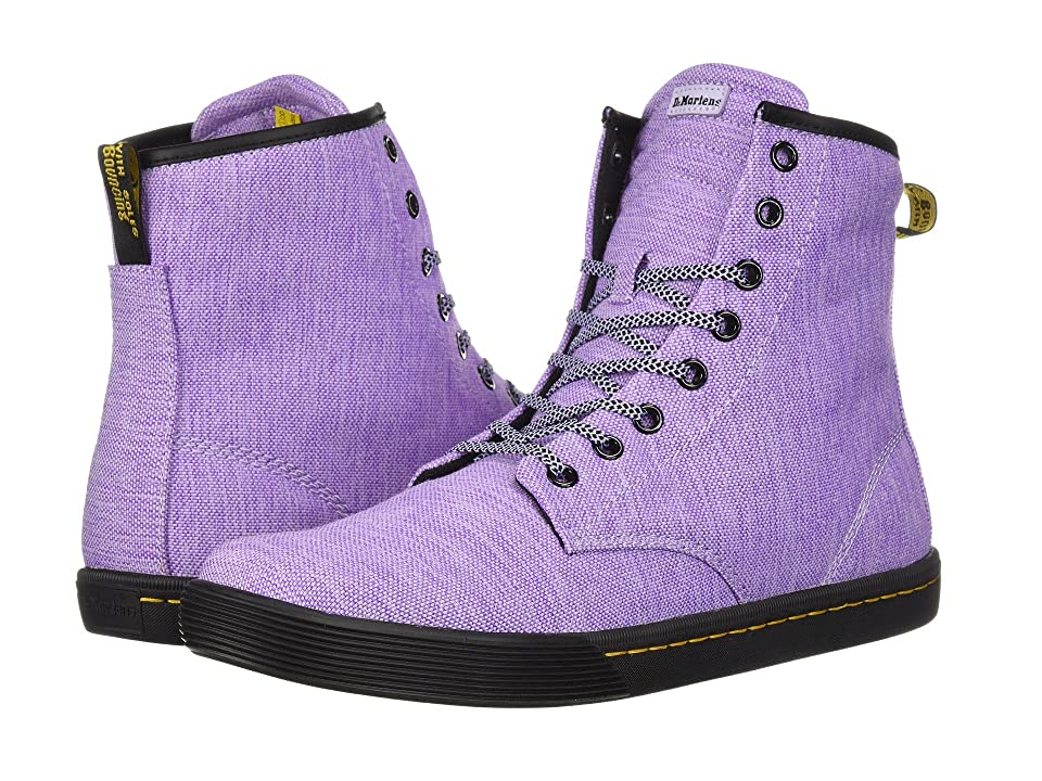 Dr. Martens Sheridan (Purple Heather Woven Textile/Purple Heather T Lamper) Women