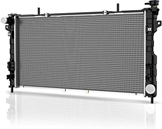 New Aluminum Condenser 3320 for 05-07 Dodge Caravan Grand Caravan 3.3L 3.8L