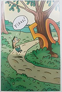 Yikes! 50