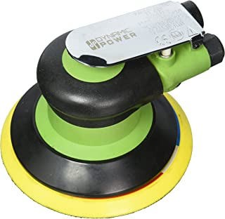 Dynamic Power 5 in. High Speed Sander (Green & Black)