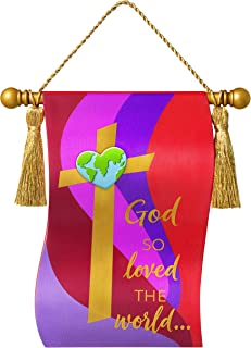Hallmark Keepsake Christmas Ornament 2019 Year Dated God's Love Banner
