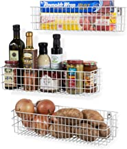 Best white wall basket Reviews