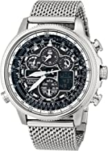 Citizen Men's Stainless Steel Navihawk Watch