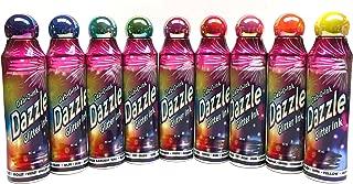 Dazzle Glitter Bingo Dauber Ink 6-Pack - Mixed Colors