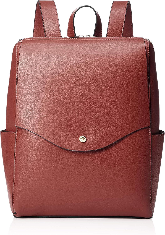 【レガートラルゴ】リュック ポケット4 A4収納可 LG-P0114 レッドブラウン