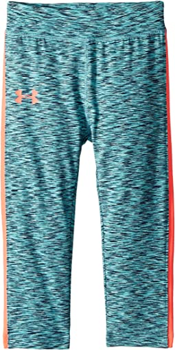 Under Armour Kids Twist Capris (Little Kids)