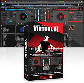 using virtual dj